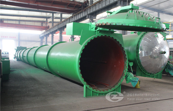 AAC concrete autoclaves for sale in India